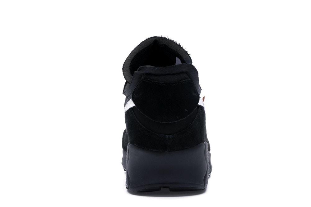 slide 4 - Air Max 90 Black