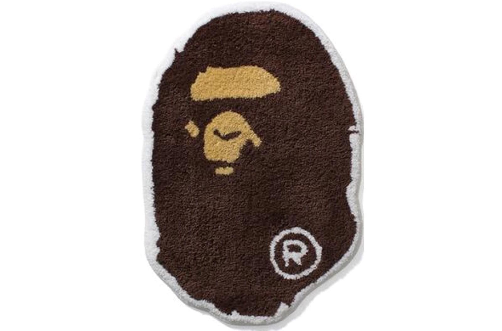 slide 1 - Ape Head Rug
