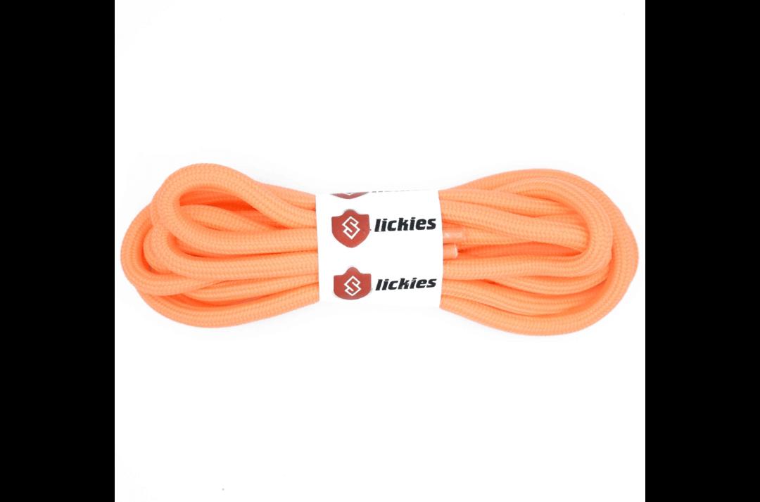 slide 1 - Basics Rope Laces - True Form Orange