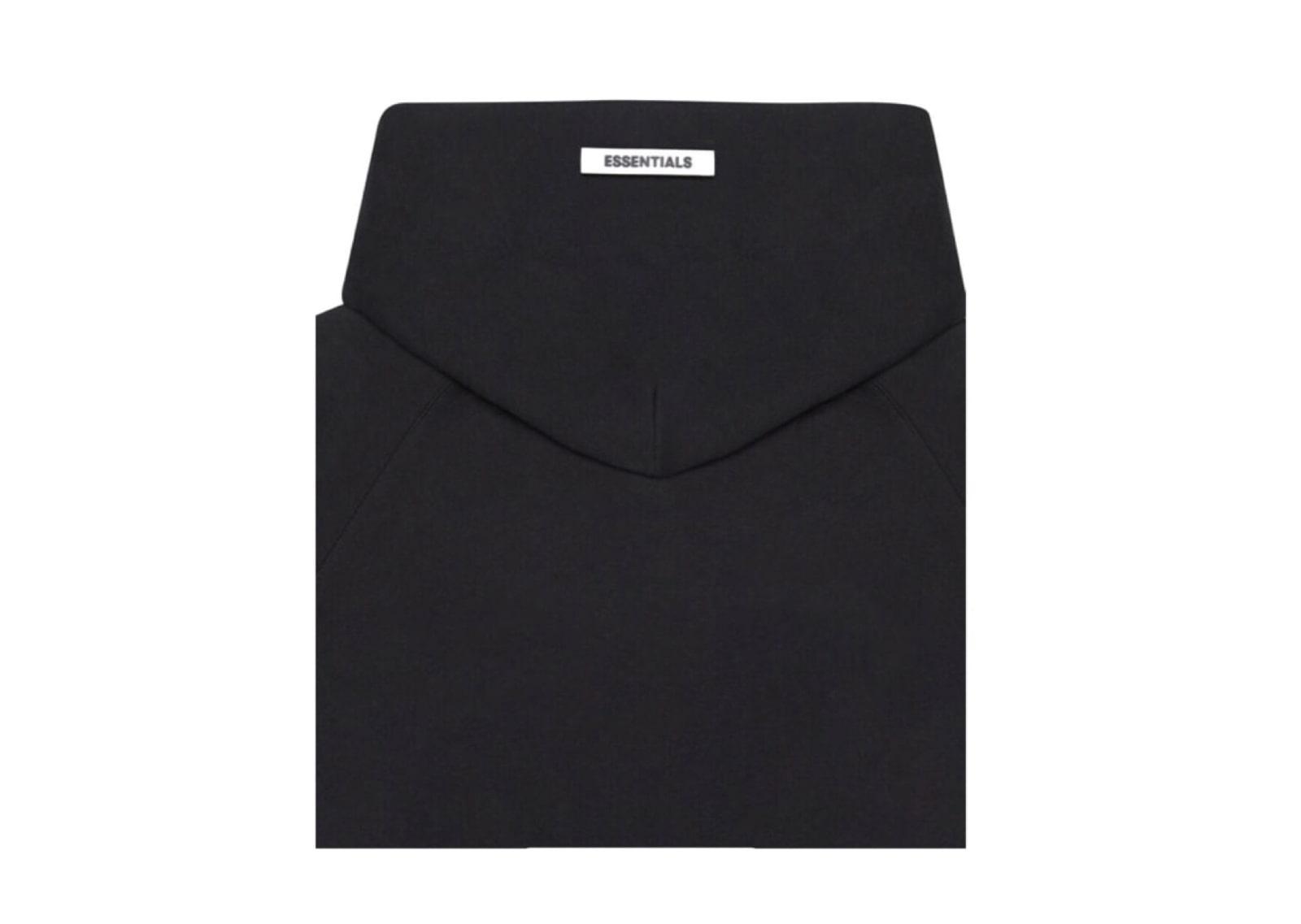 slide 4 - Black Fleece Hoodie (SS20)