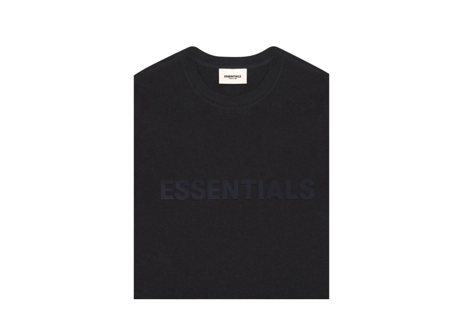 slide 3 - Black Logo Tshirt (SS20)