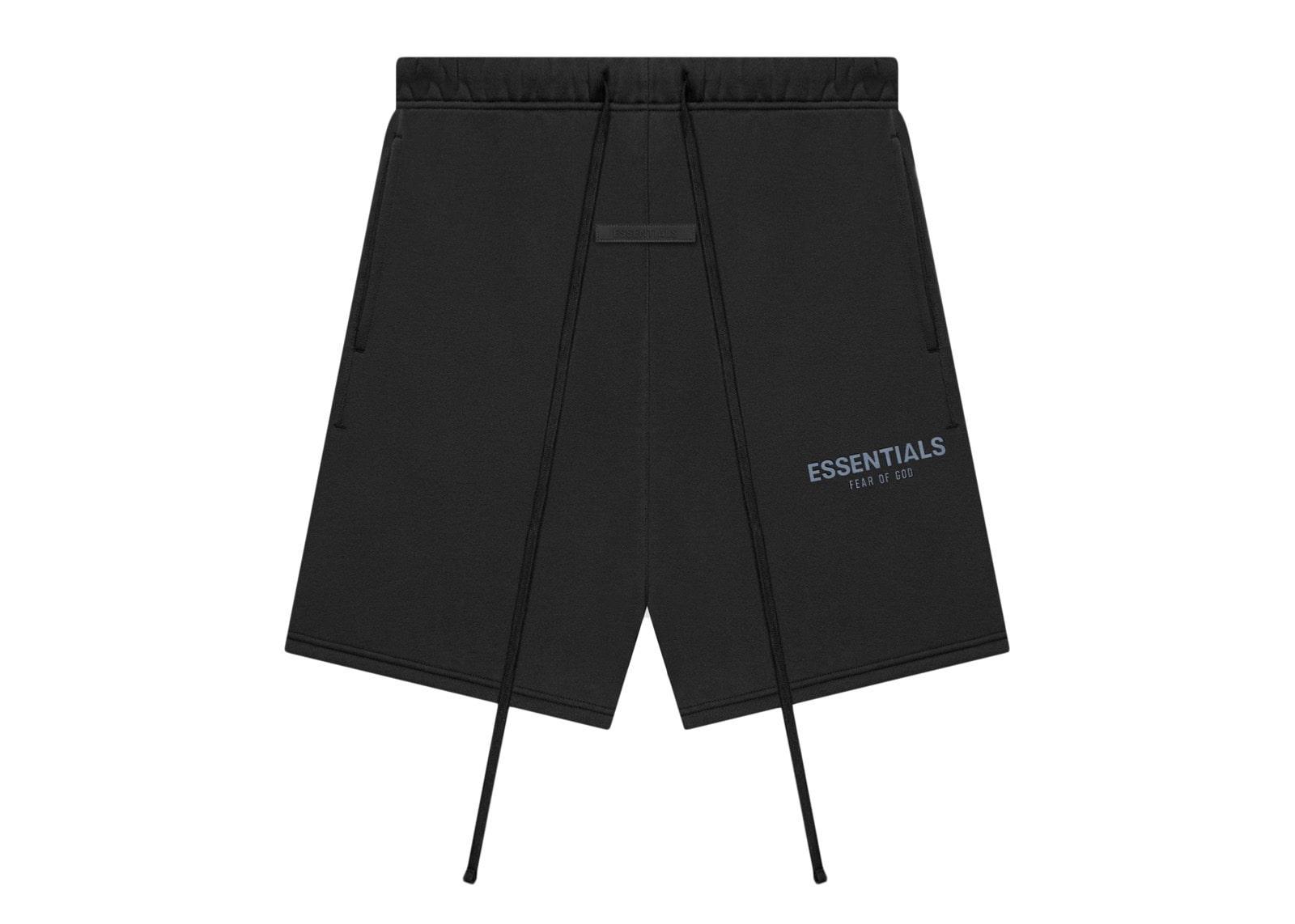 slide 1 - Black Shorts