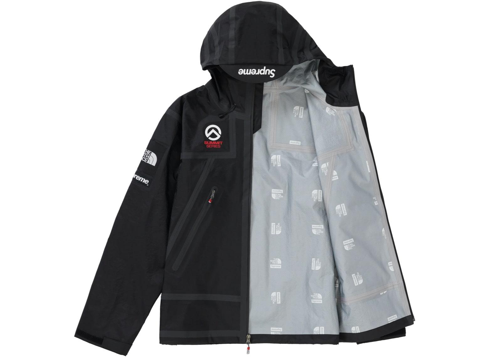 slide 3 - Black Summit Series Outer Tape Seam Jacket