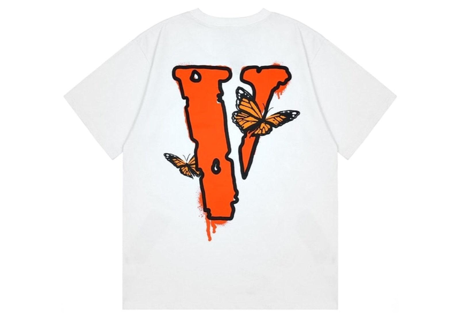 slide 1 - Butterfly Tshirt
