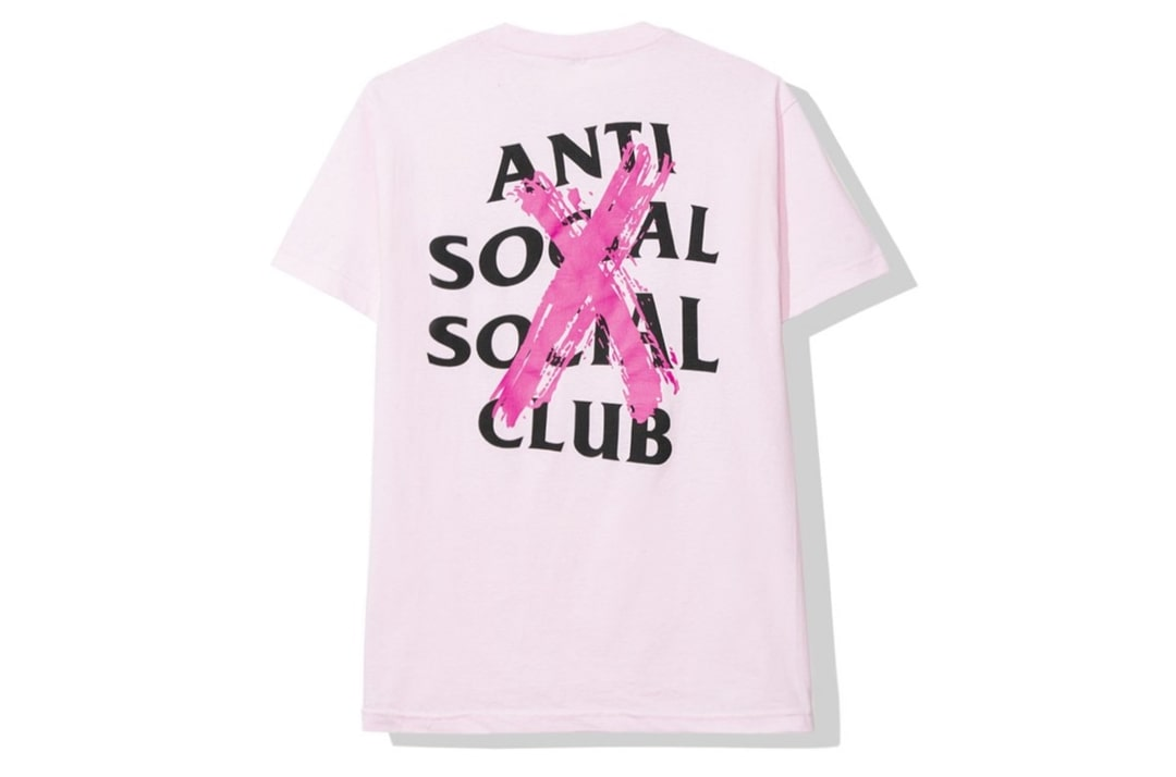 slide 1 - Cancelled Pink Tee