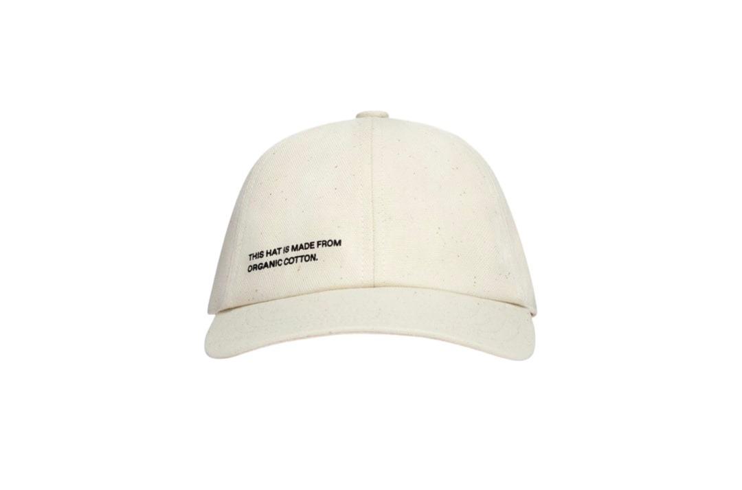 slide 2 - Cashew Cream Organic Cotton Cap