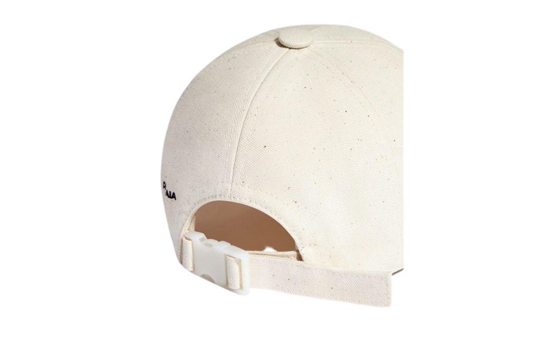 slide 4 - Cashew Cream Organic Cotton Cap