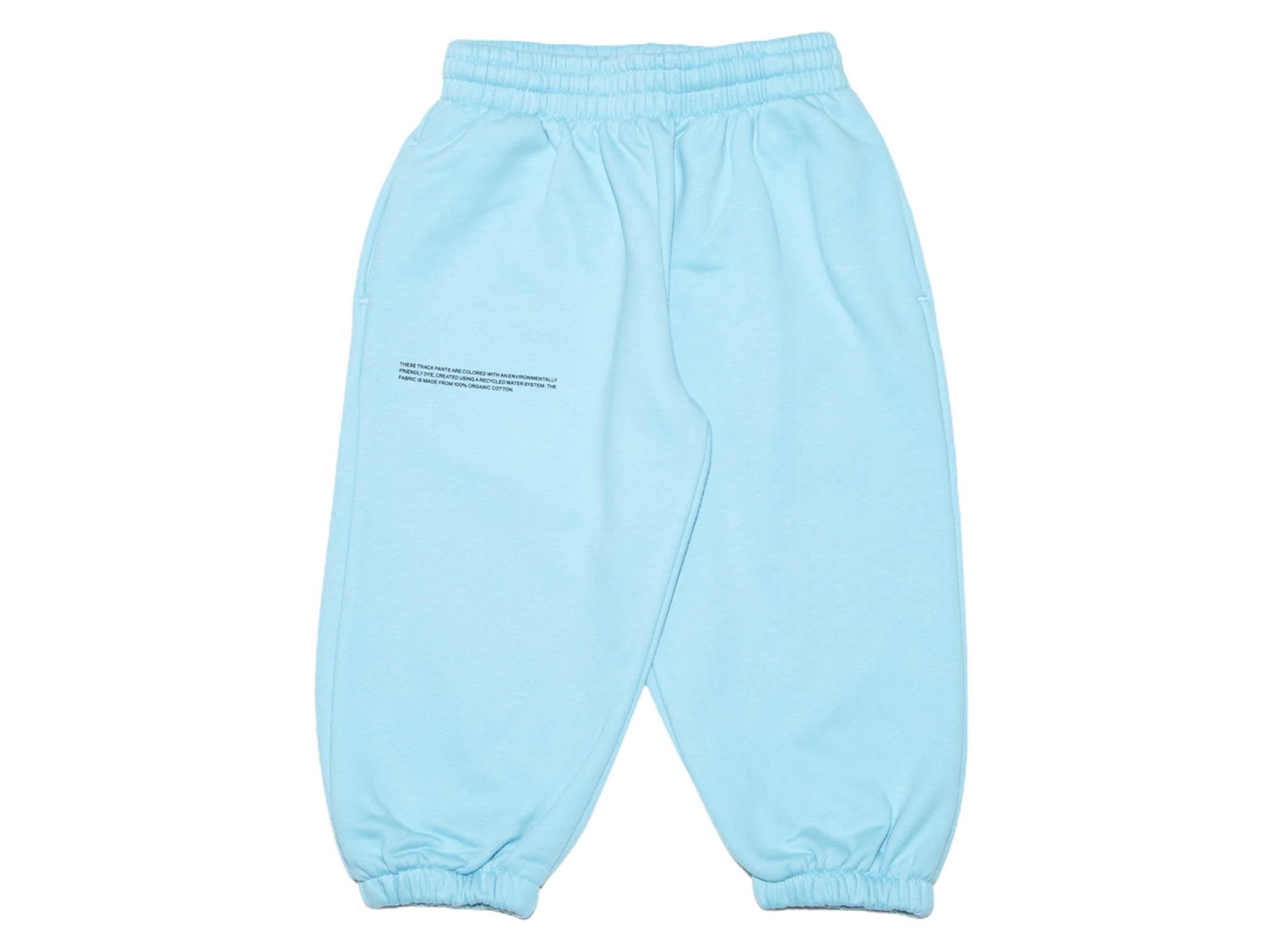 slide 1 - Celestial Blue Organic Cotton Track Pants