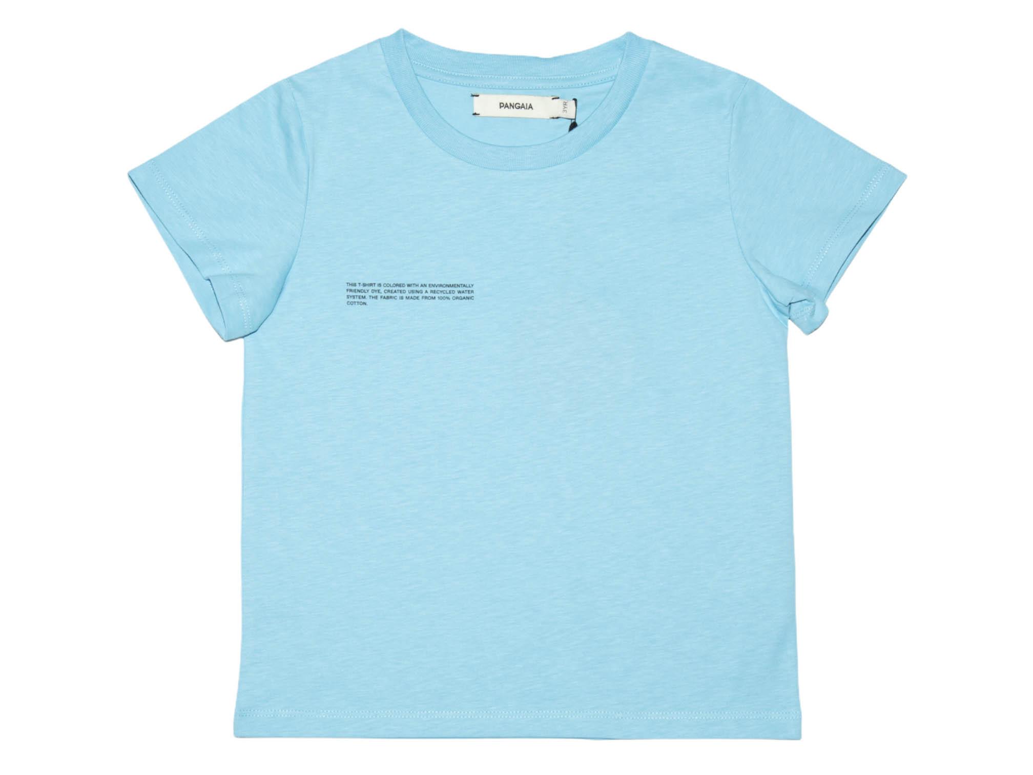 slide 1 - Celestial Blue Organic Cotton Tshirt