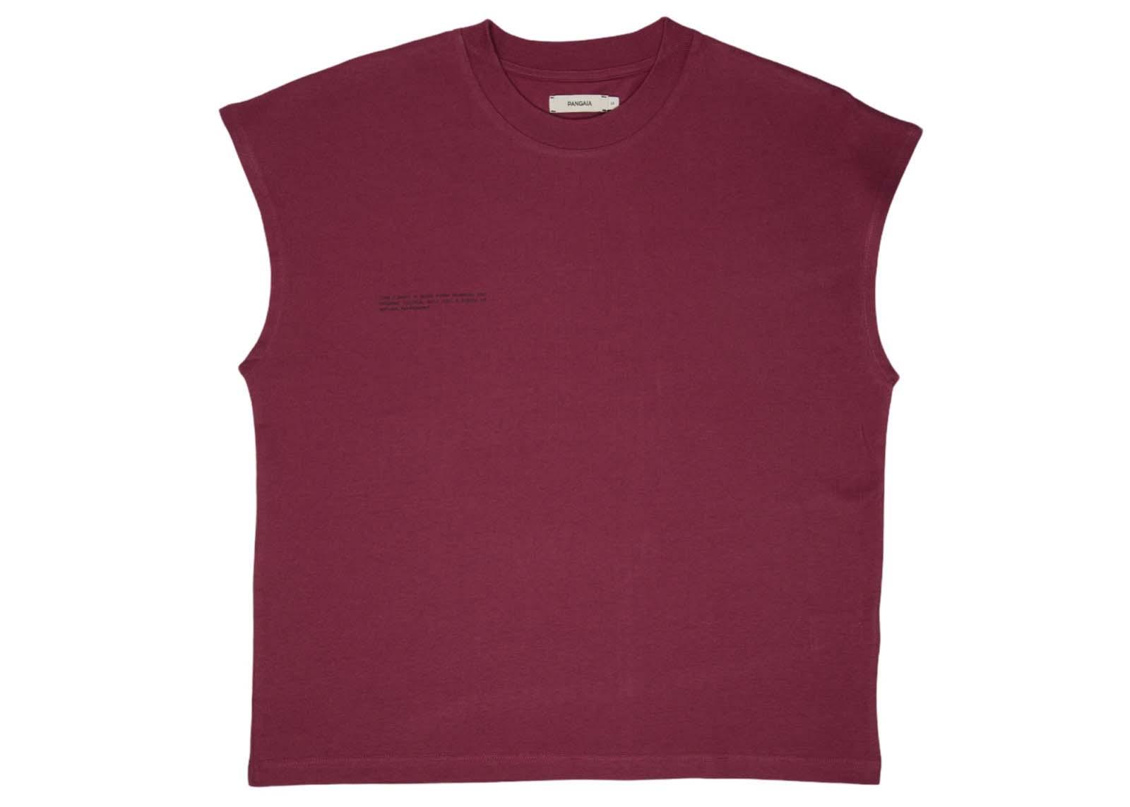 slide 1 - Cropped Shoulder Tshirt - Cherry