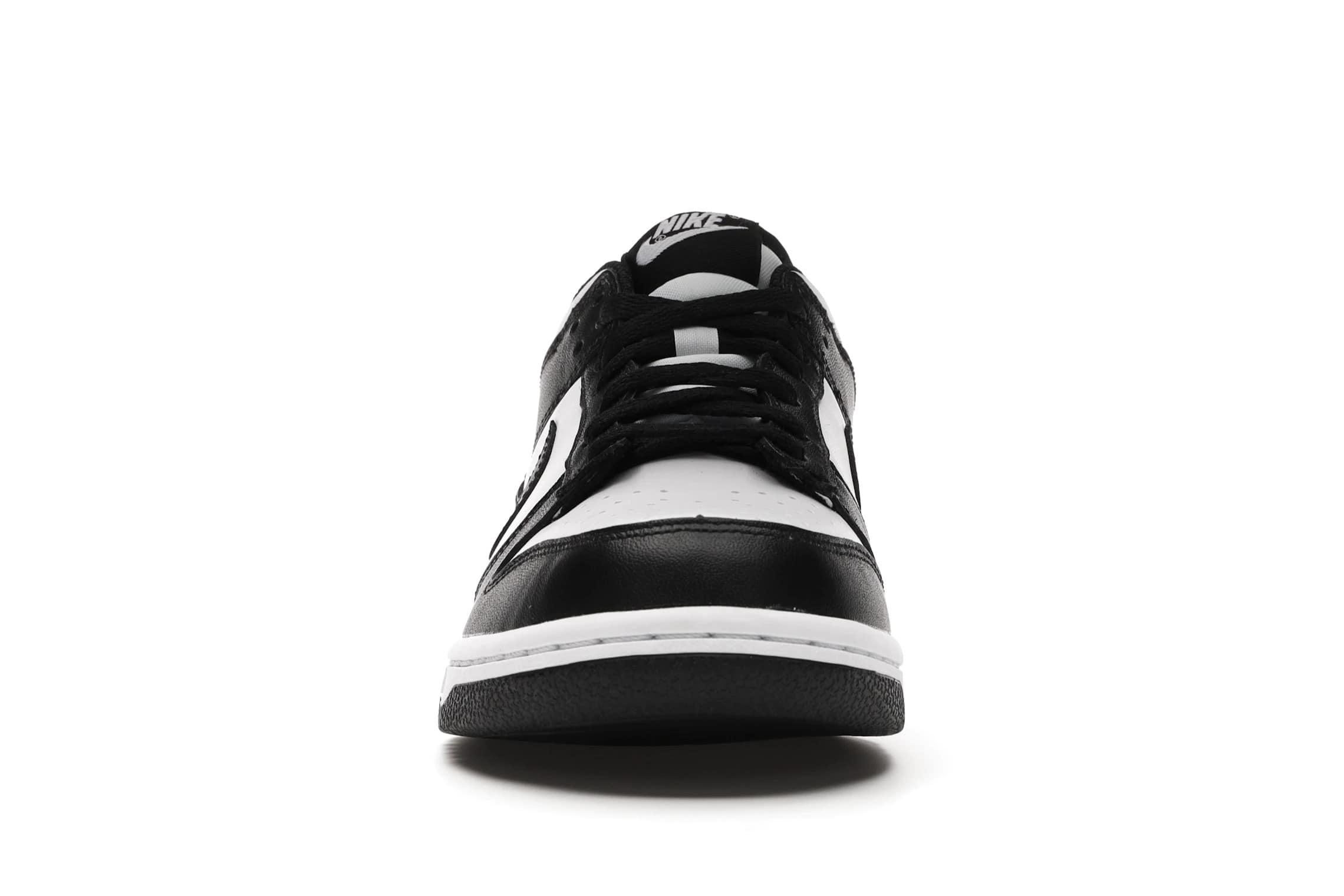 slide 2 - Dunk Low Retro White Black (GS)