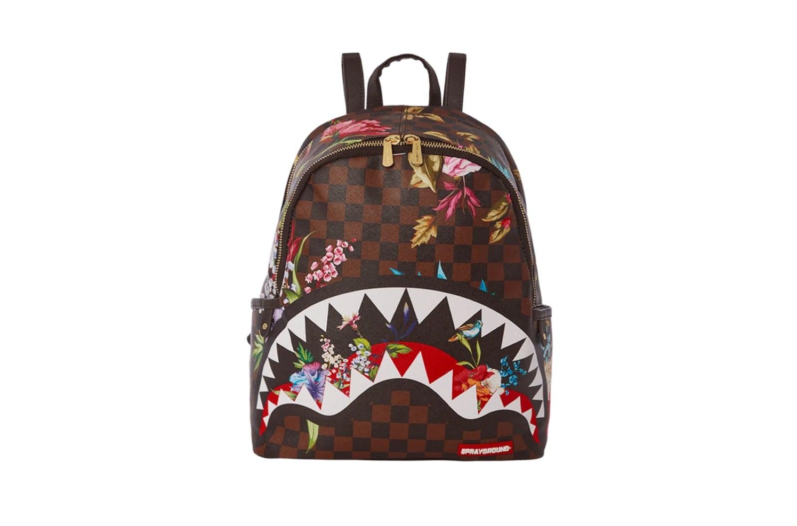 slide 1 - Garden of Sharks Savage Backpack (Mini)