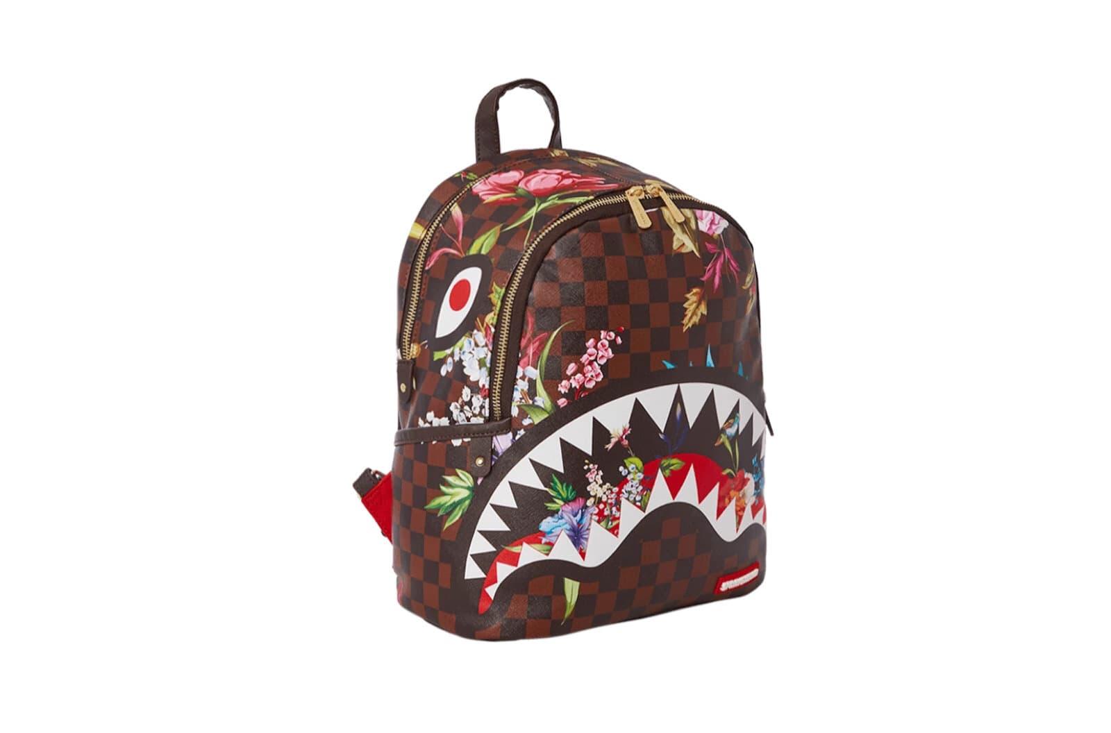 slide 3 - Garden of Sharks Savage Backpack (Mini)