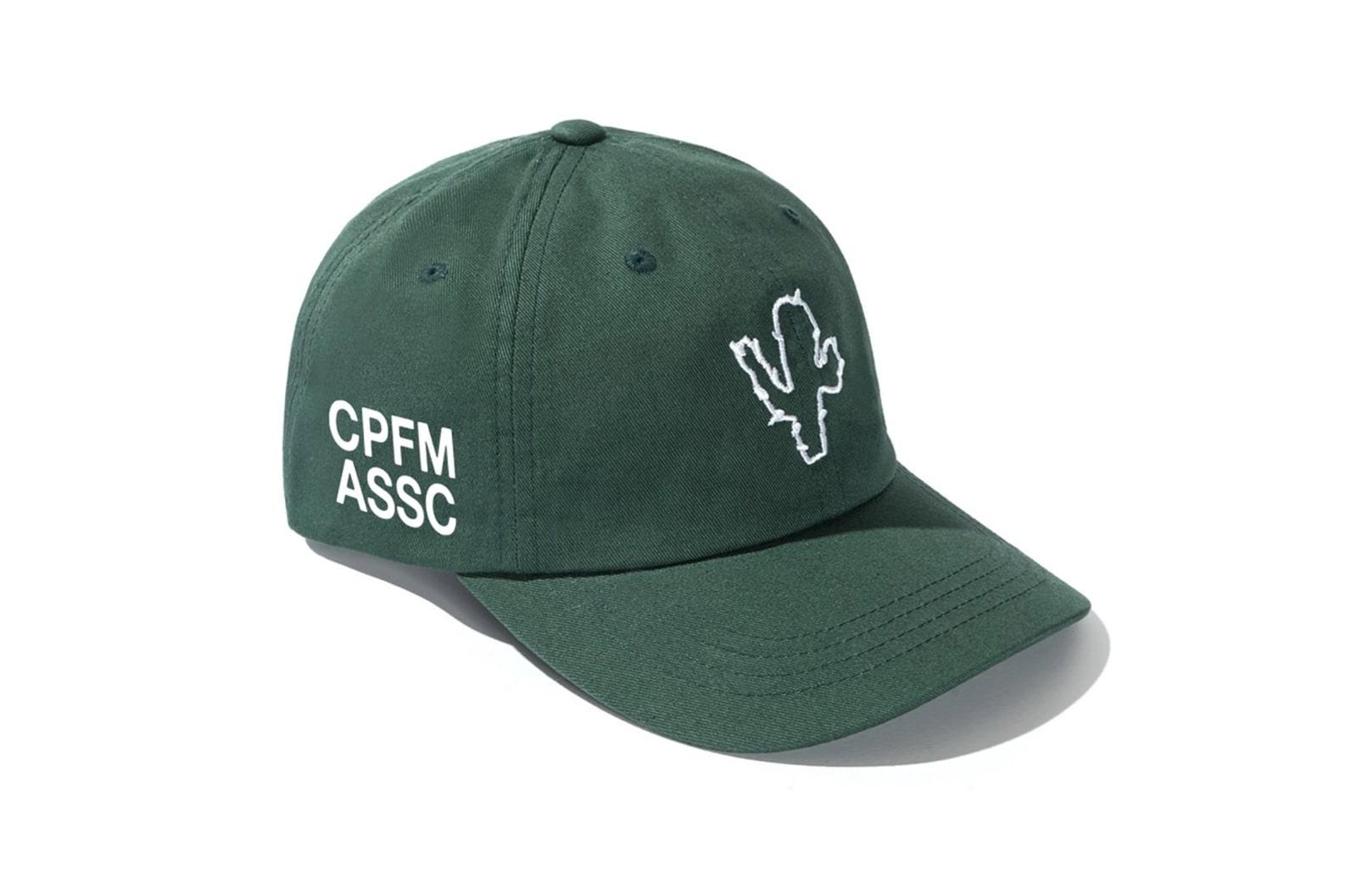 slide 1 - Green CPFM Cap
