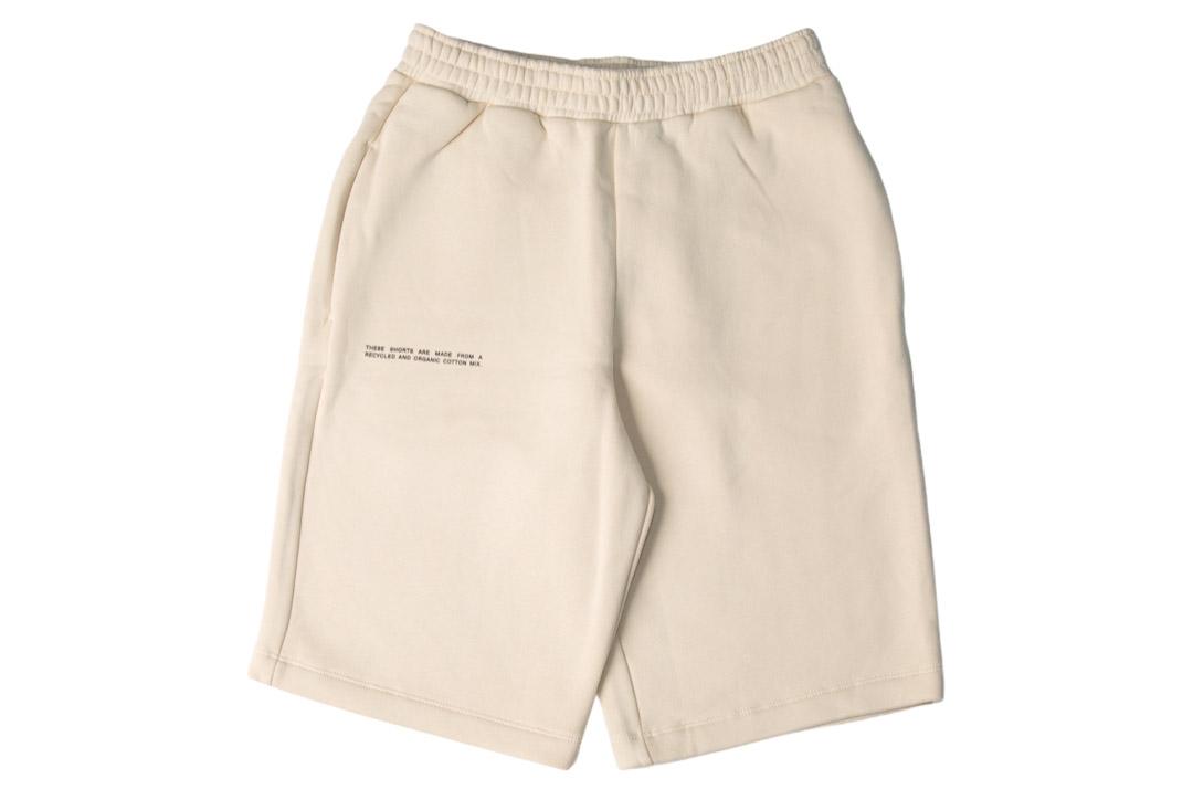 slide 1 - Heavyweight Cotton Long Shorts - Sand