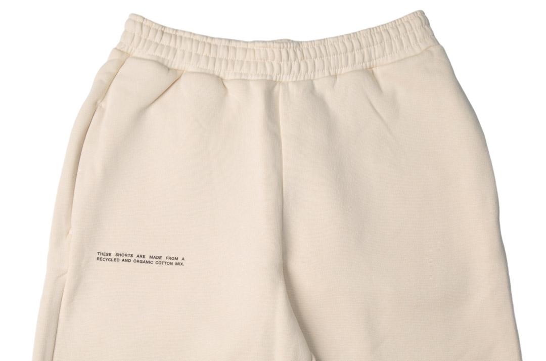slide 2 - Heavyweight Cotton Long Shorts - Sand