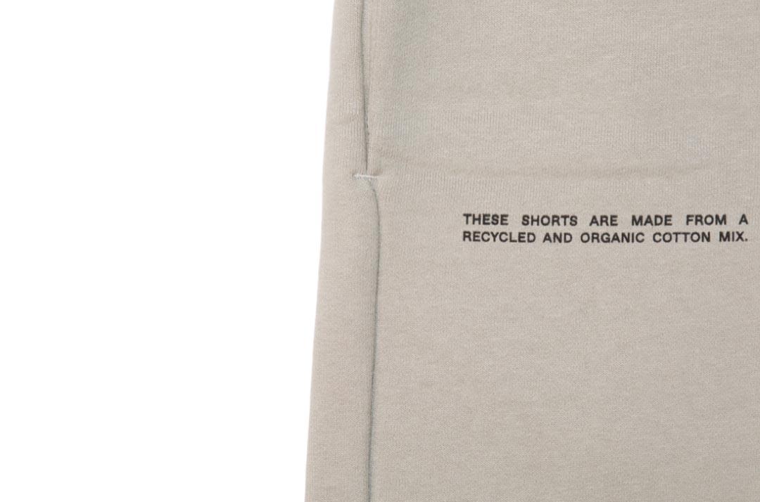 slide 2 - Heavyweight Cotton Long Shorts - Stone