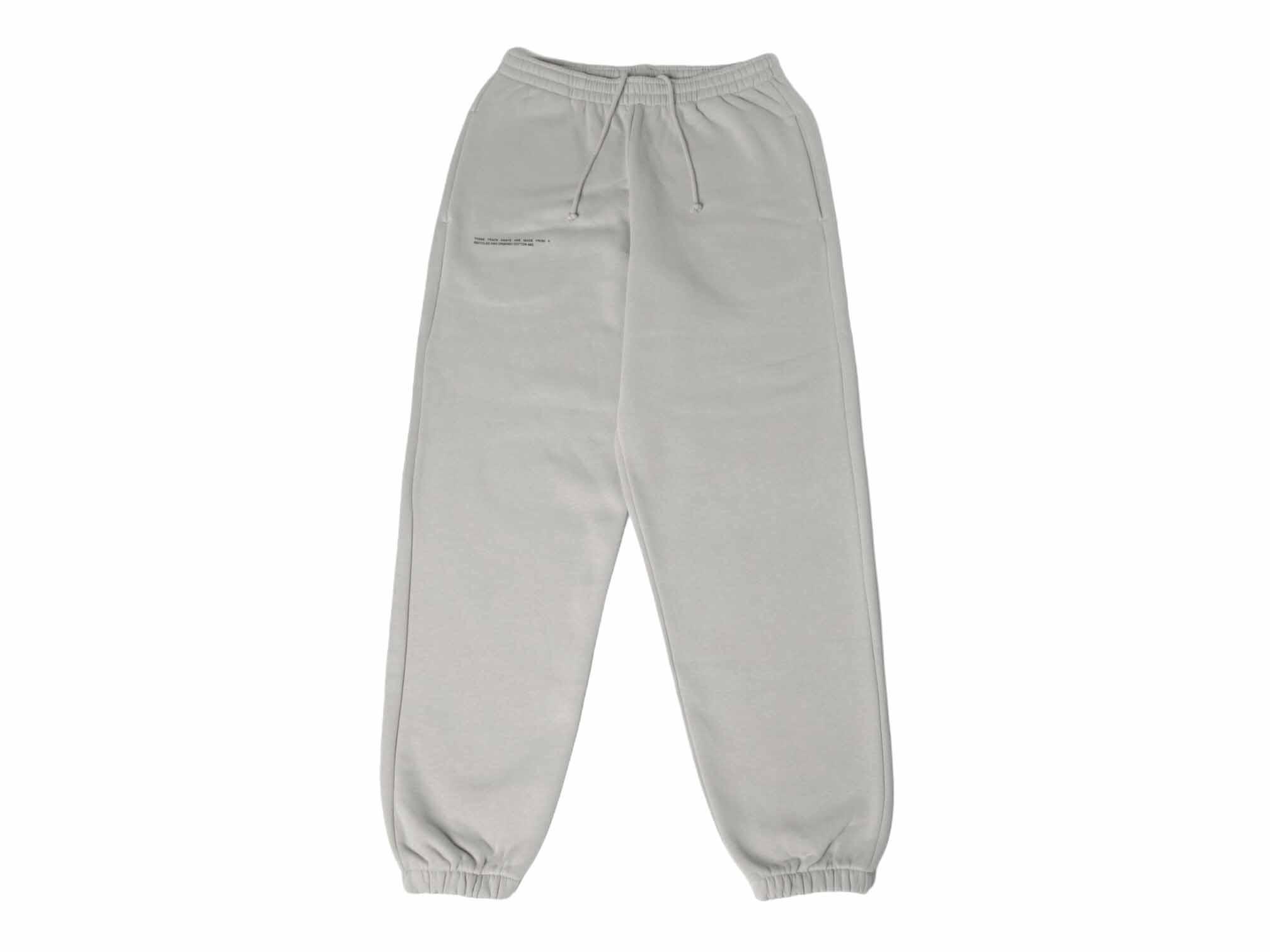 slide 1 - Heavyweight Cotton Track Pants - Stone
