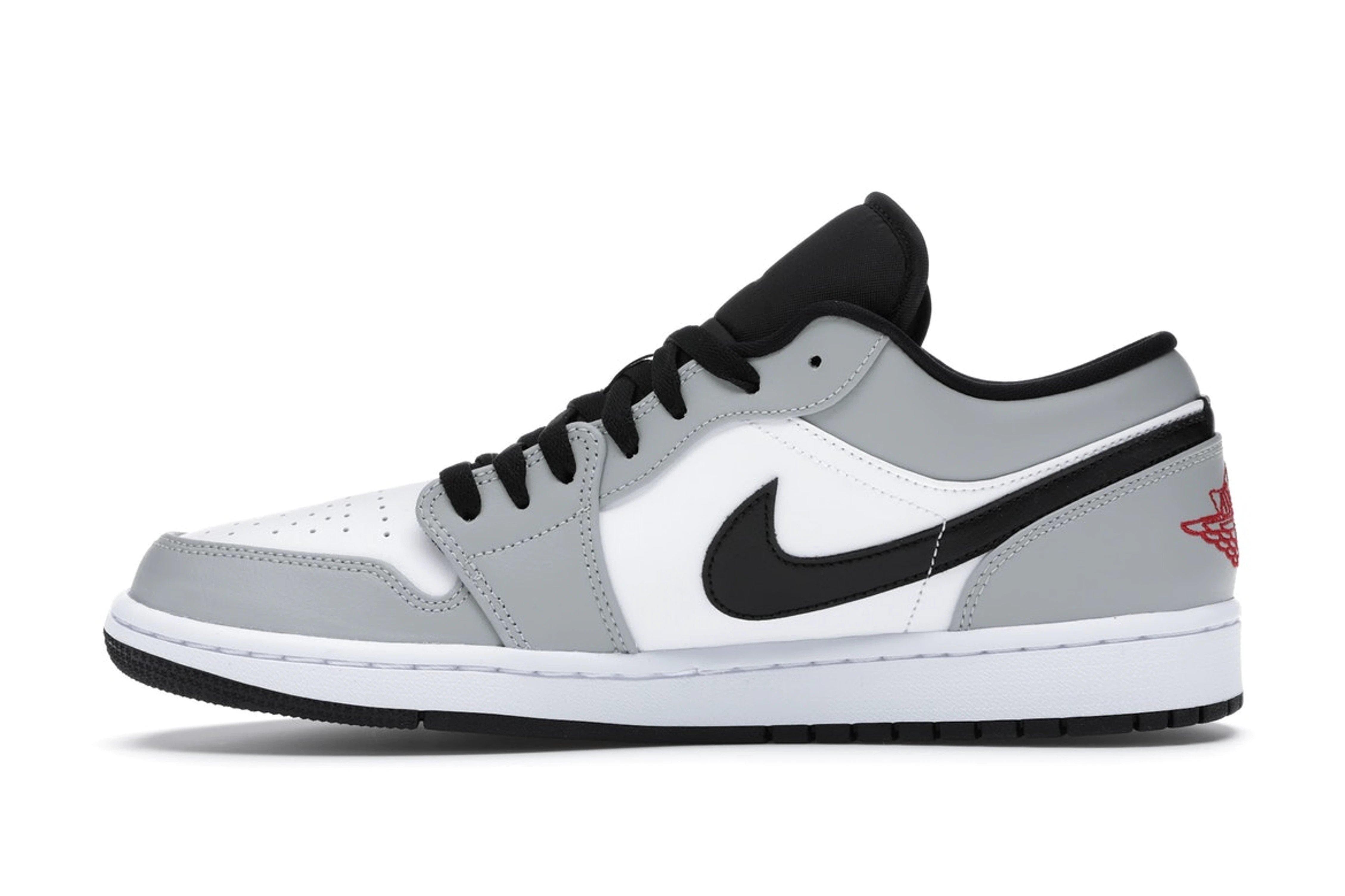 slide 3 - Jordan 1 Low Light Smoke Grey