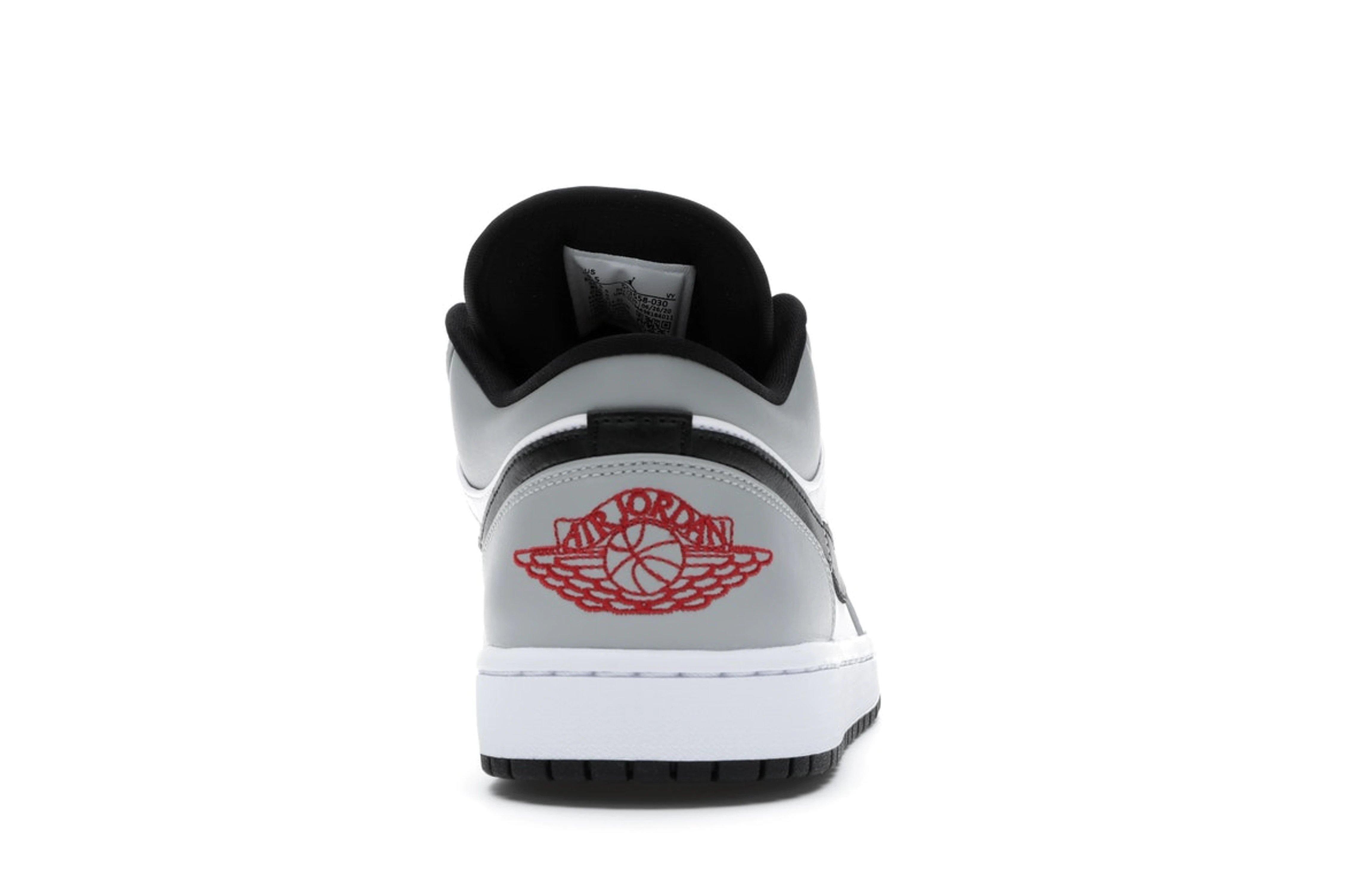 slide 4 - Jordan 1 Low Light Smoke Grey