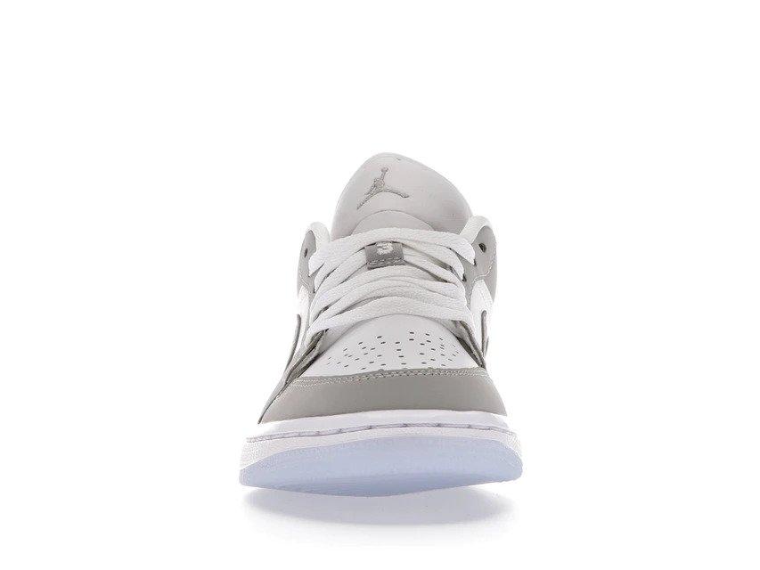 slide 2 - Jordan 1 Low Wolf Grey (W)