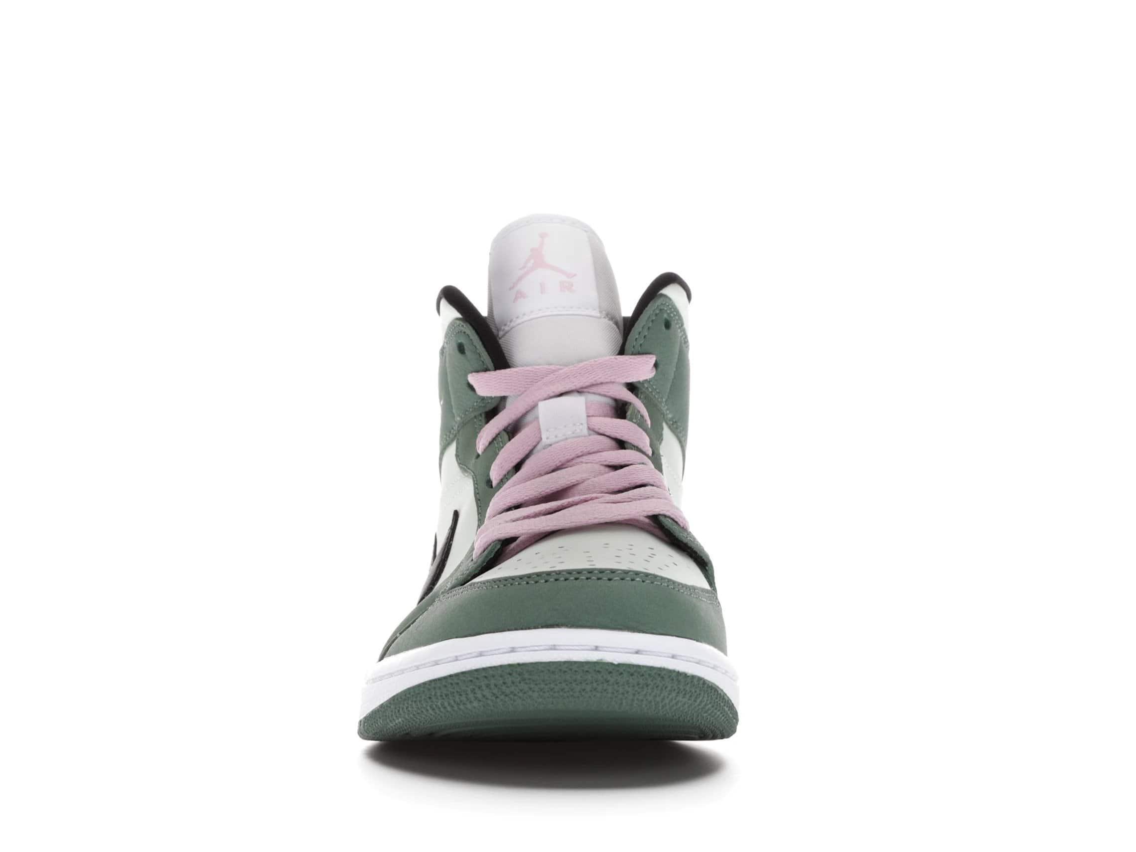 slide 2 - Jordan 1 Mid Dutch Green (W)