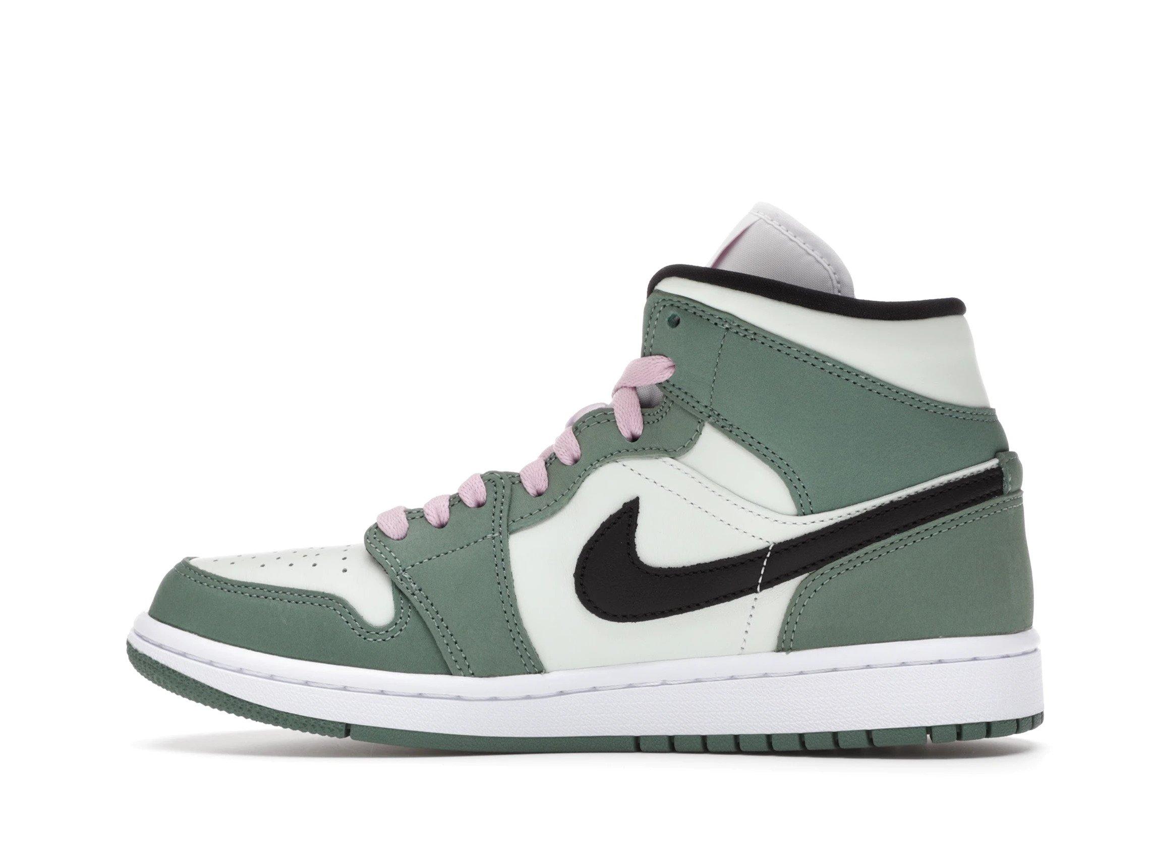 slide 3 - Jordan 1 Mid Dutch Green (W)