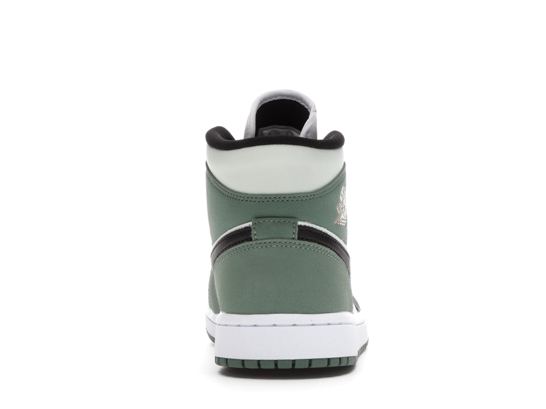 slide 4 - Jordan 1 Mid Dutch Green (W)