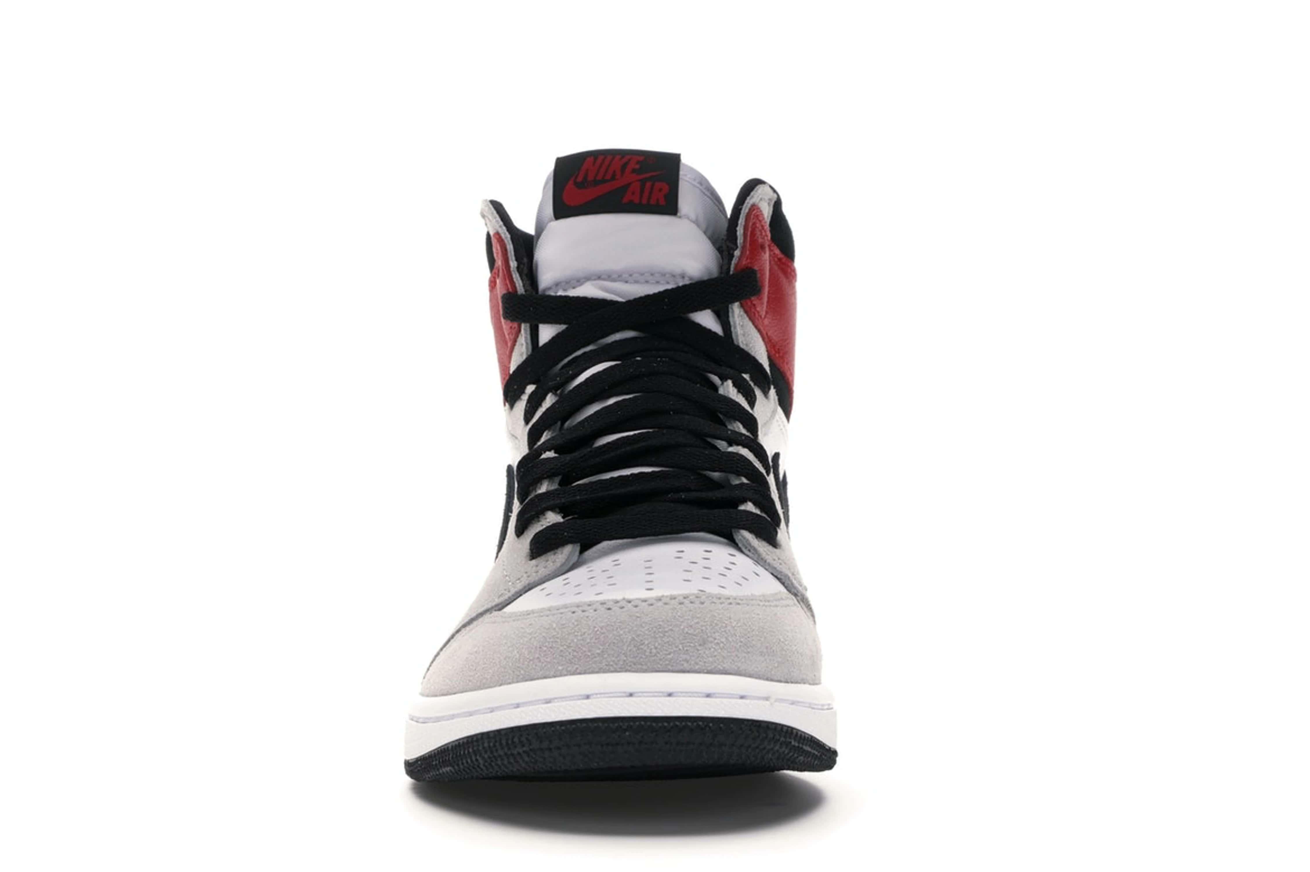 slide 2 - Jordan 1 Retro High Light Smoke Grey