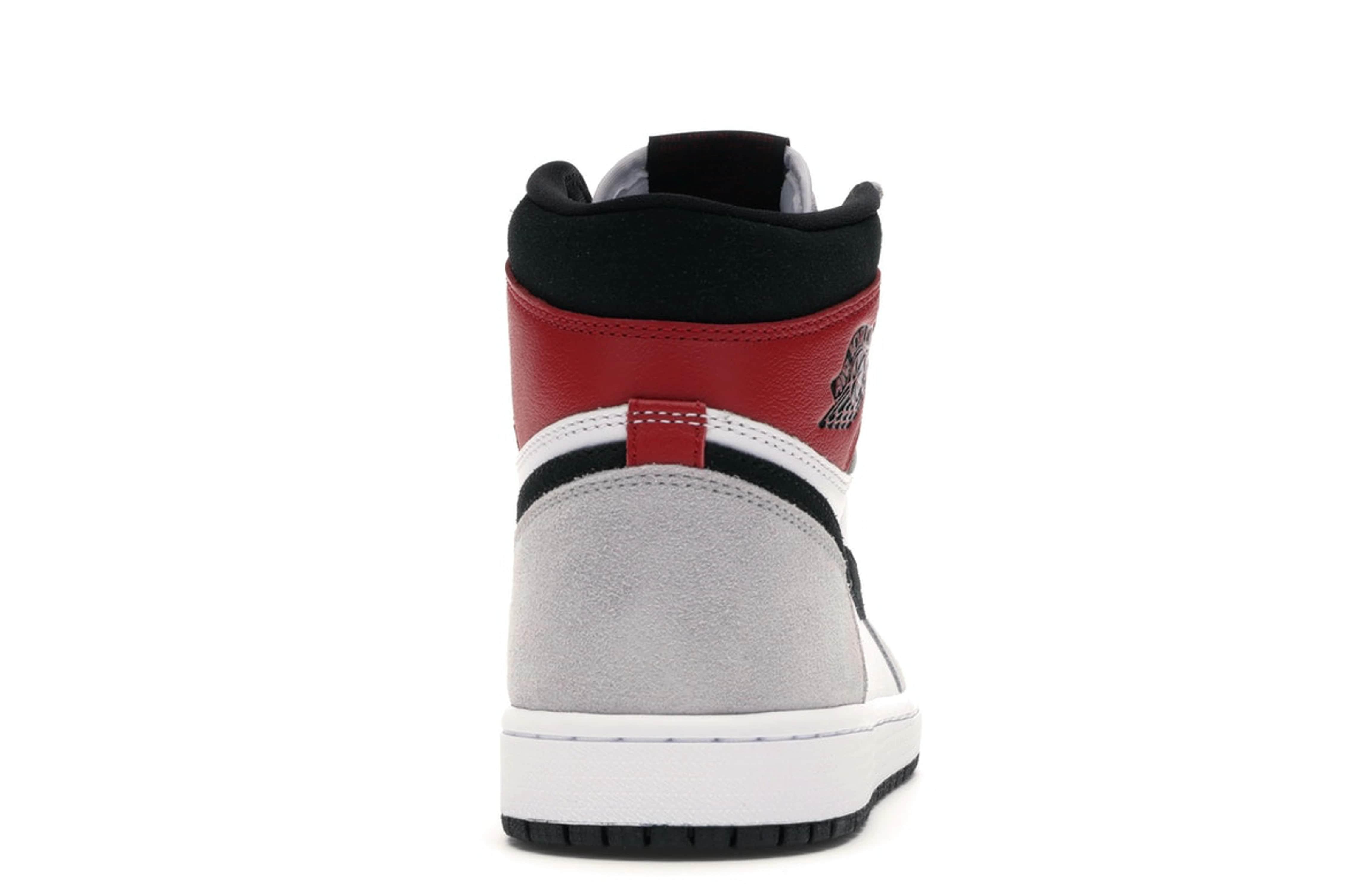slide 4 - Jordan 1 Retro High Light Smoke Grey