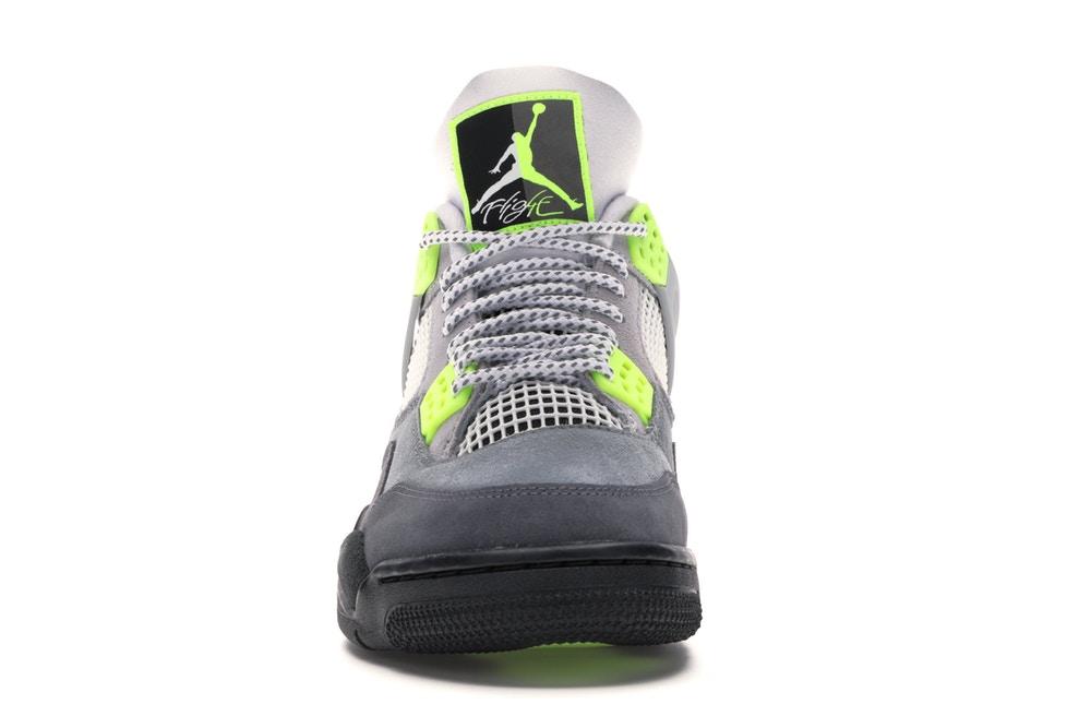 slide 2 - Jordan 4 Retro SE 95 Neon
