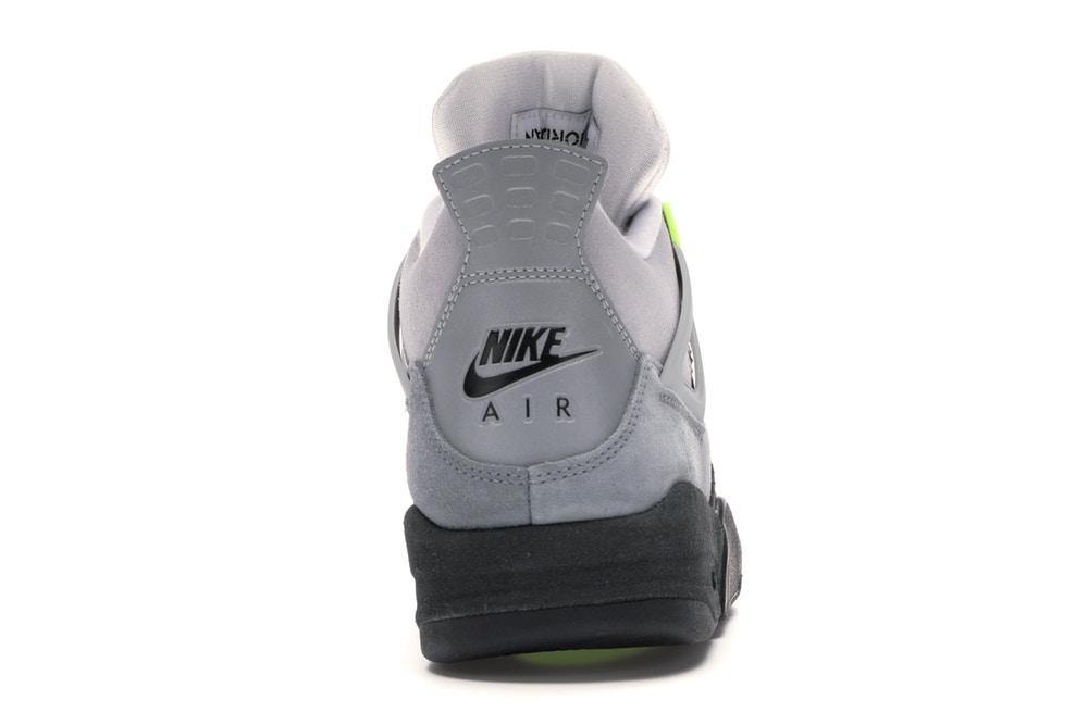 slide 4 - Jordan 4 Retro SE 95 Neon