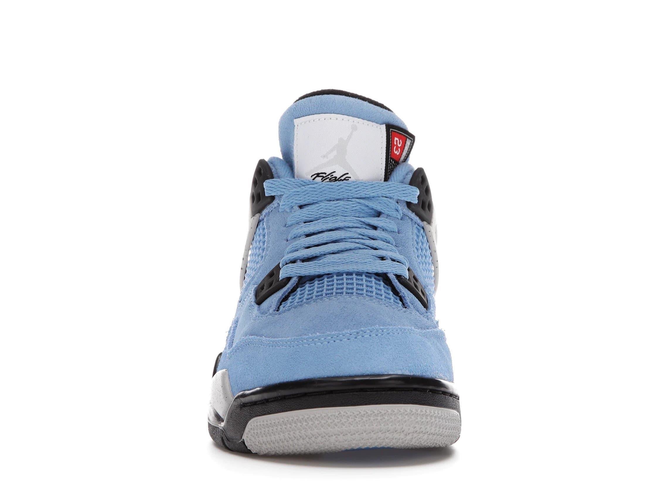 slide 2 - Jordan 4 Retro University Blue (GS)