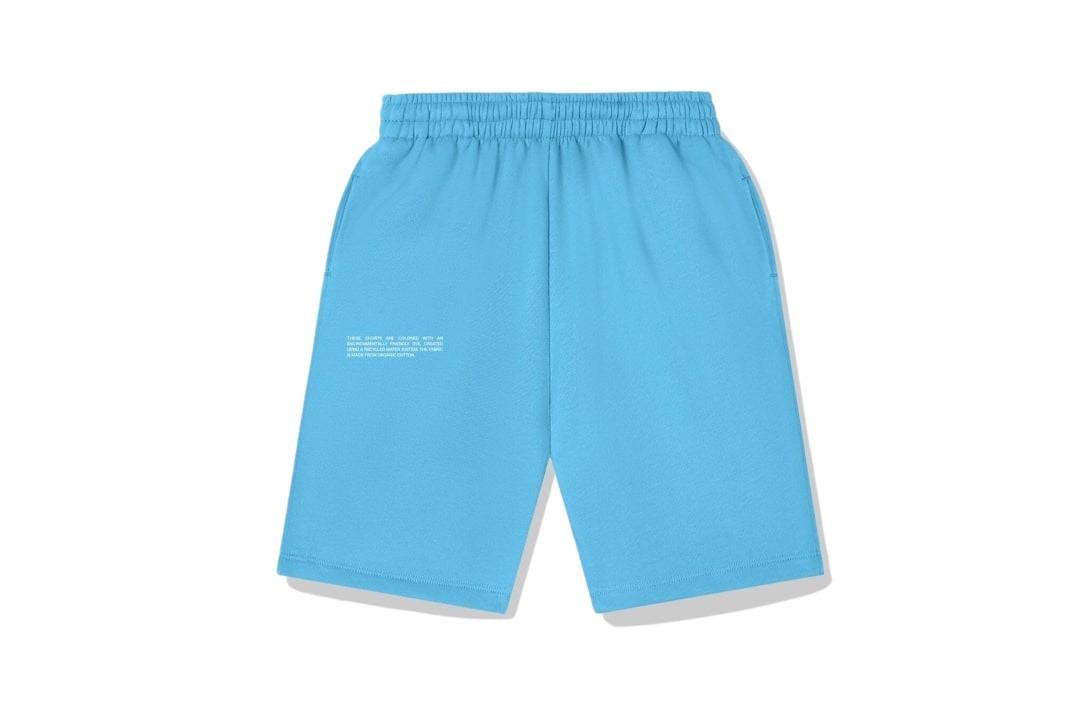 slide 1 - JUST Blue Organic Cotton Long Shorts