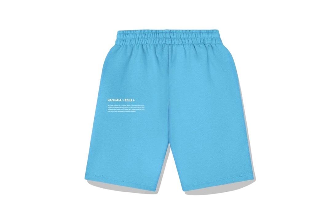 slide 2 - JUST Blue Organic Cotton Long Shorts