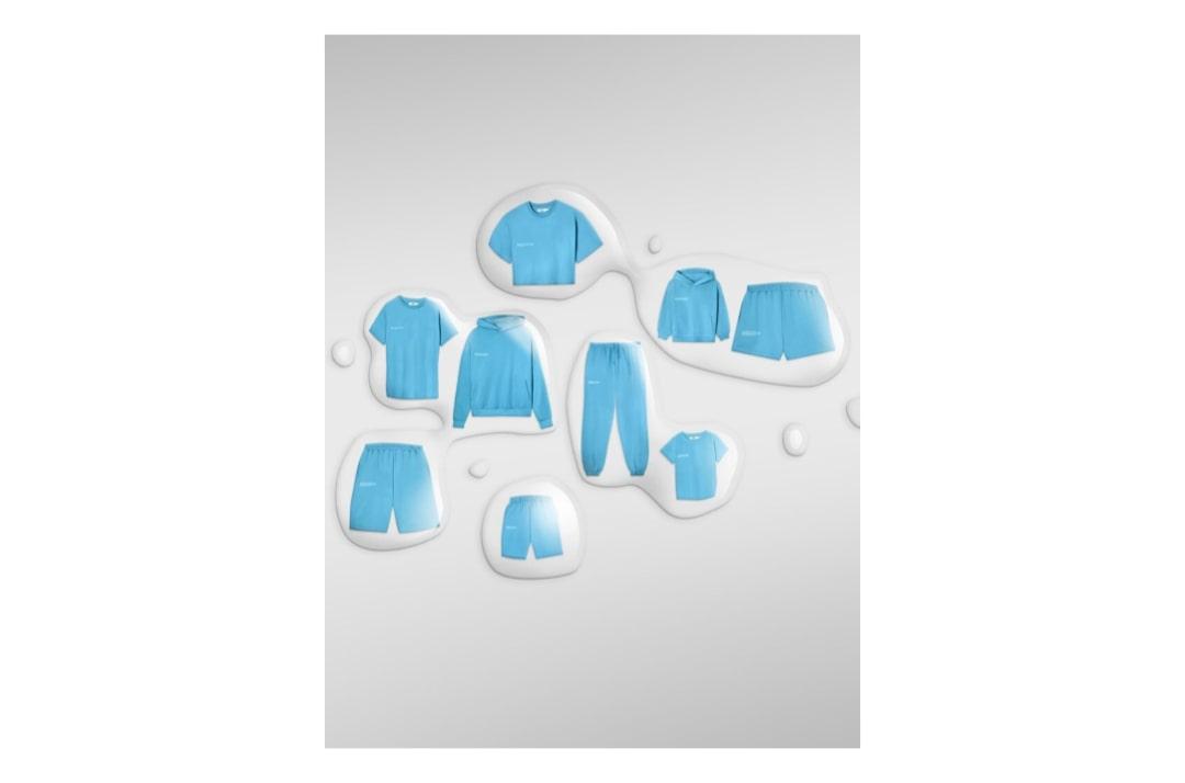slide 3 - JUST Blue Organic Cotton Long Shorts