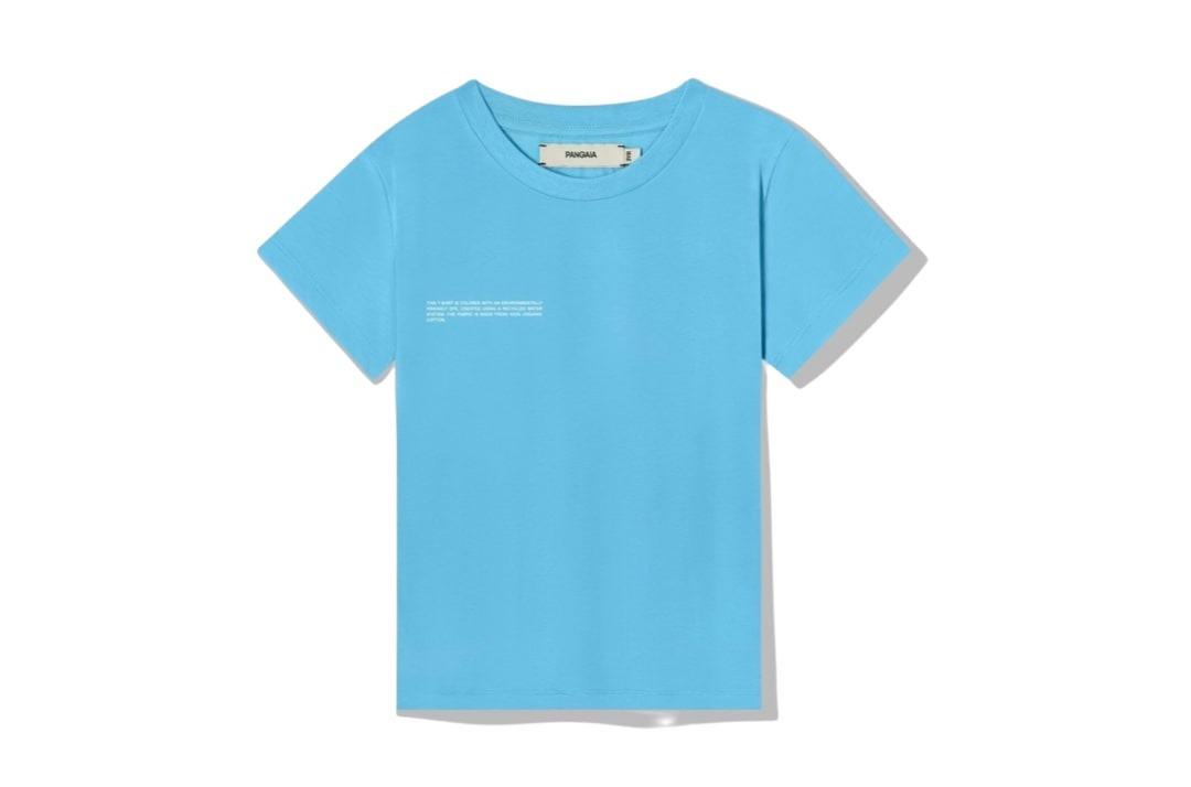 slide 1 - JUST Blue Organic Cotton Tshirt