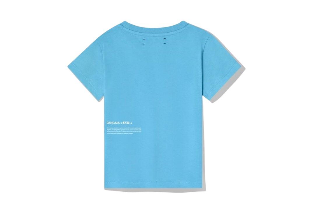 slide 2 - JUST Blue Organic Cotton Tshirt