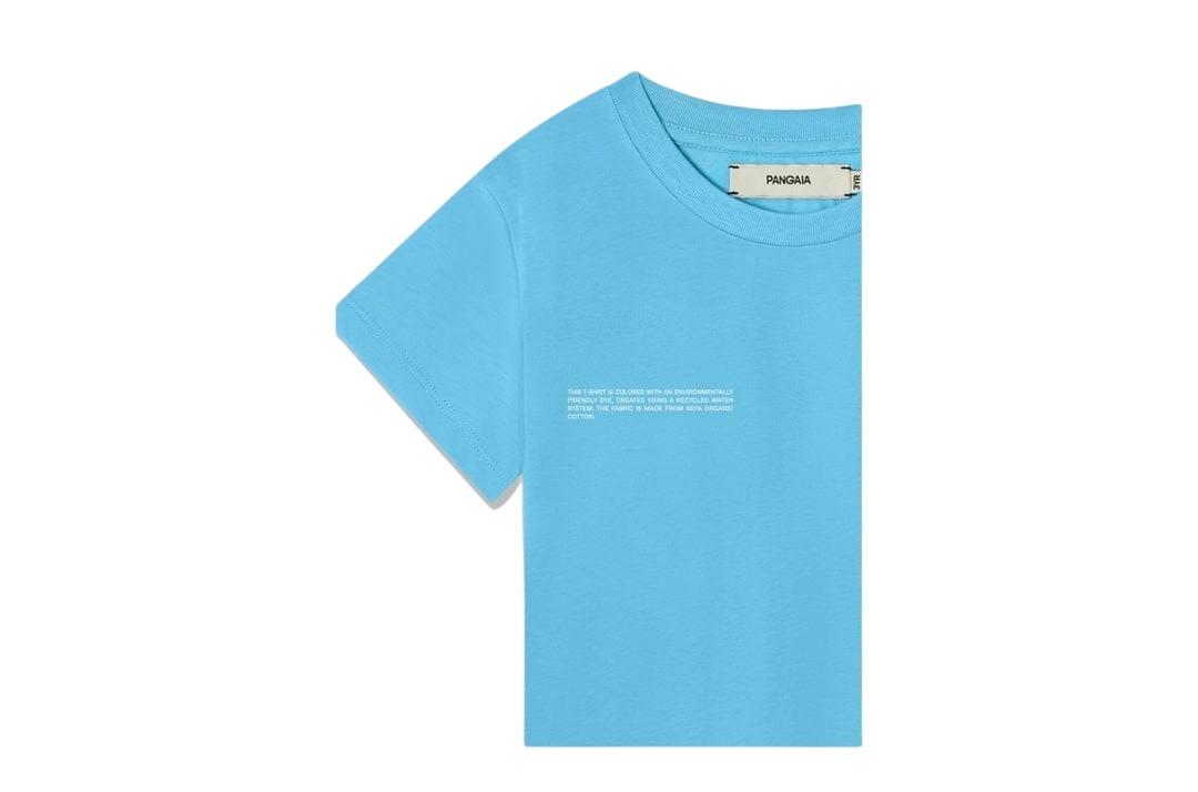 slide 3 - JUST Blue Organic Cotton Tshirt