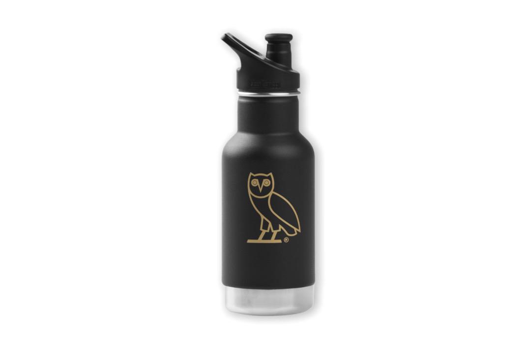 slide 1 - Kanteen Owl Black Water Bottle (Small)