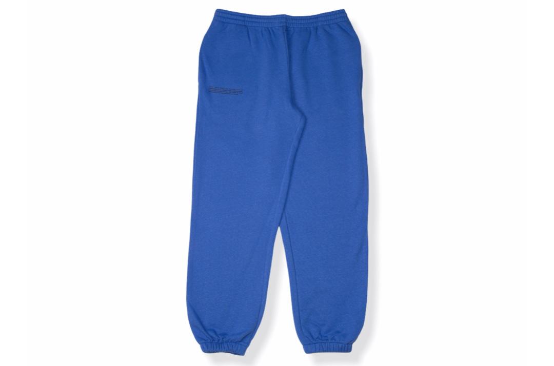 slide 1 - Lightweight Cotton Track Pants - Cobalt Blue