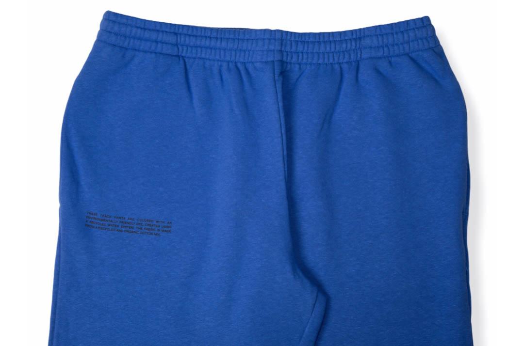slide 2 - Lightweight Cotton Track Pants - Cobalt Blue