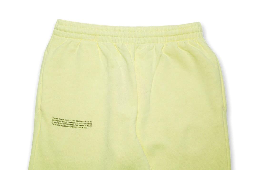 slide 2 - Lightweight Cotton Track Pants - Hay Yellow