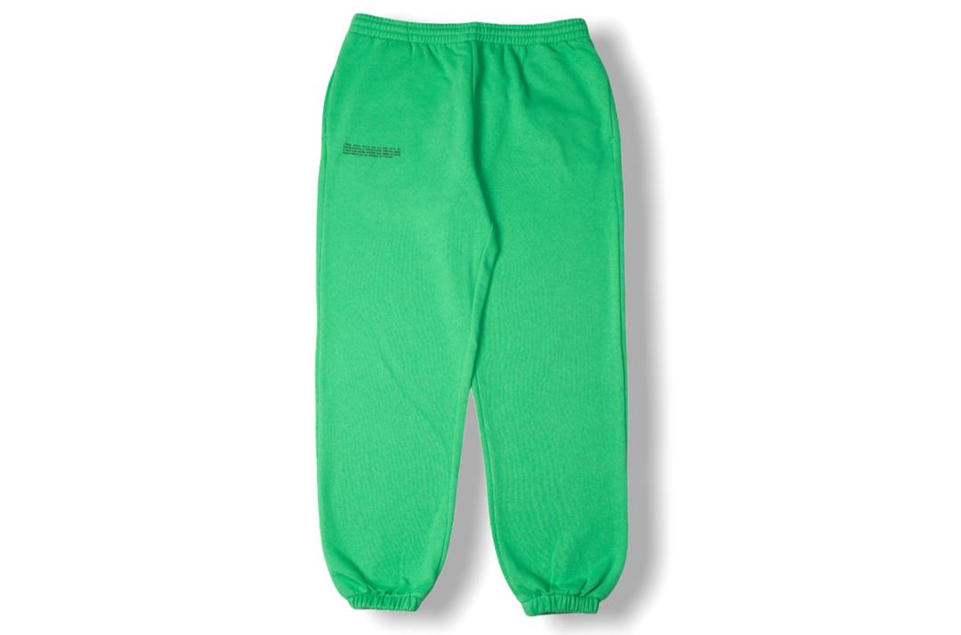 slide 1 - Lightweight Cotton Track Pants - Jade Green