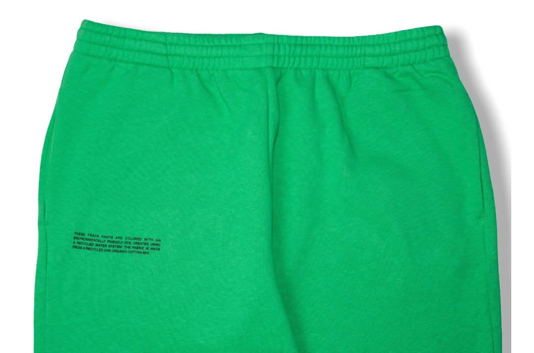 slide 2 - Lightweight Cotton Track Pants - Jade Green