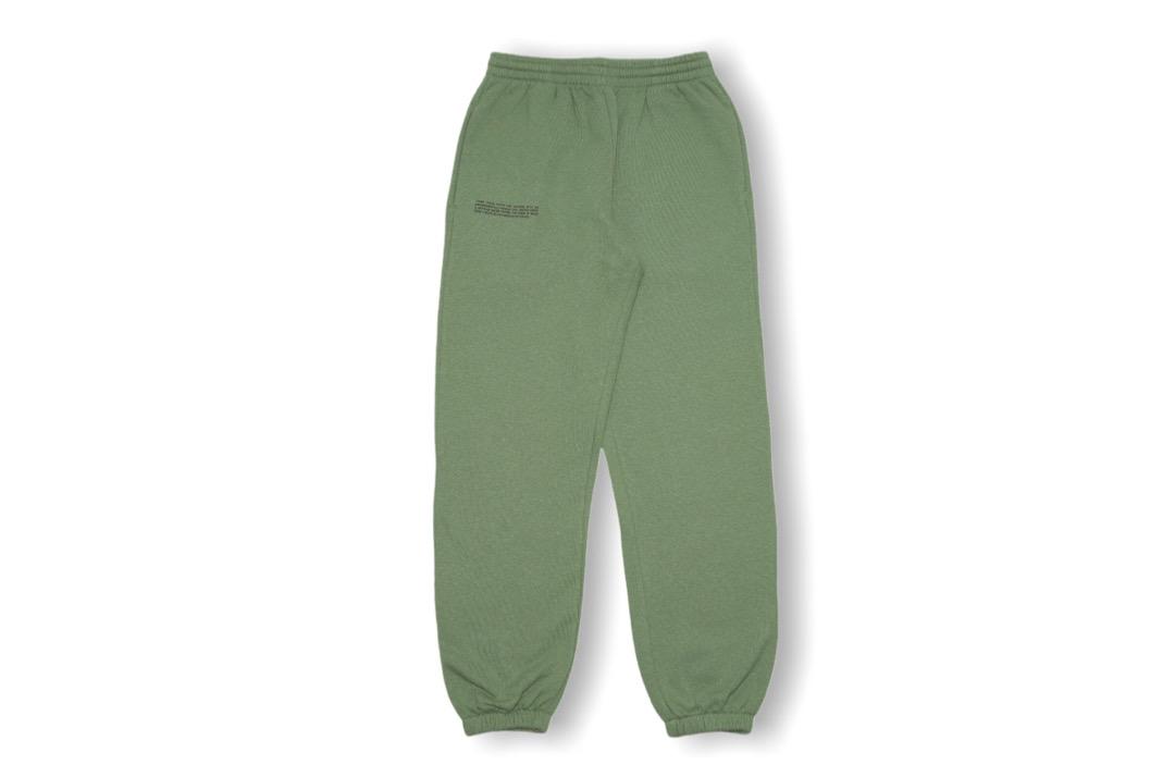 slide 1 - Lightweight Cotton Track Pants - Khaki