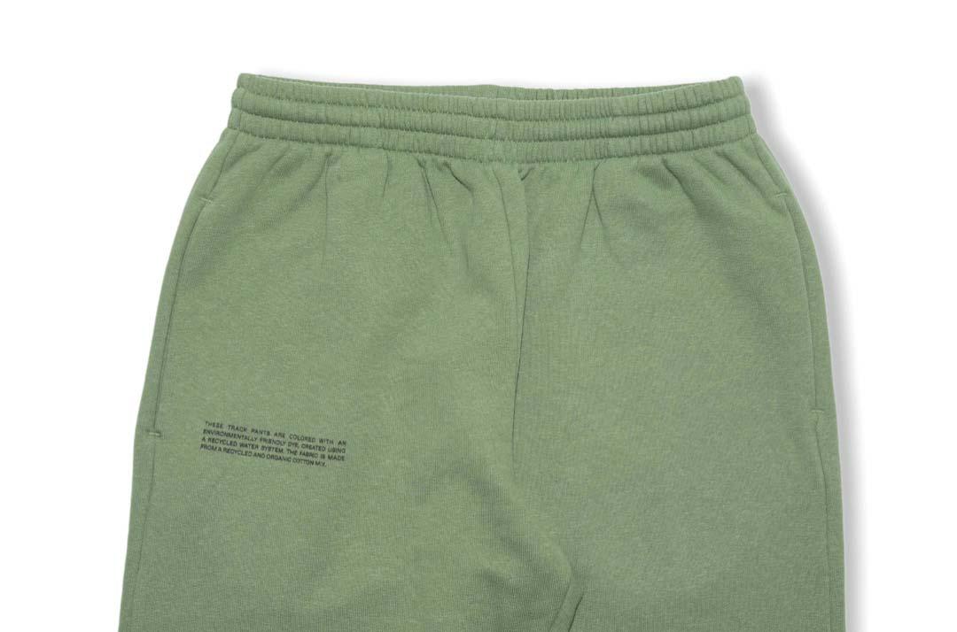 slide 2 - Lightweight Cotton Track Pants - Khaki
