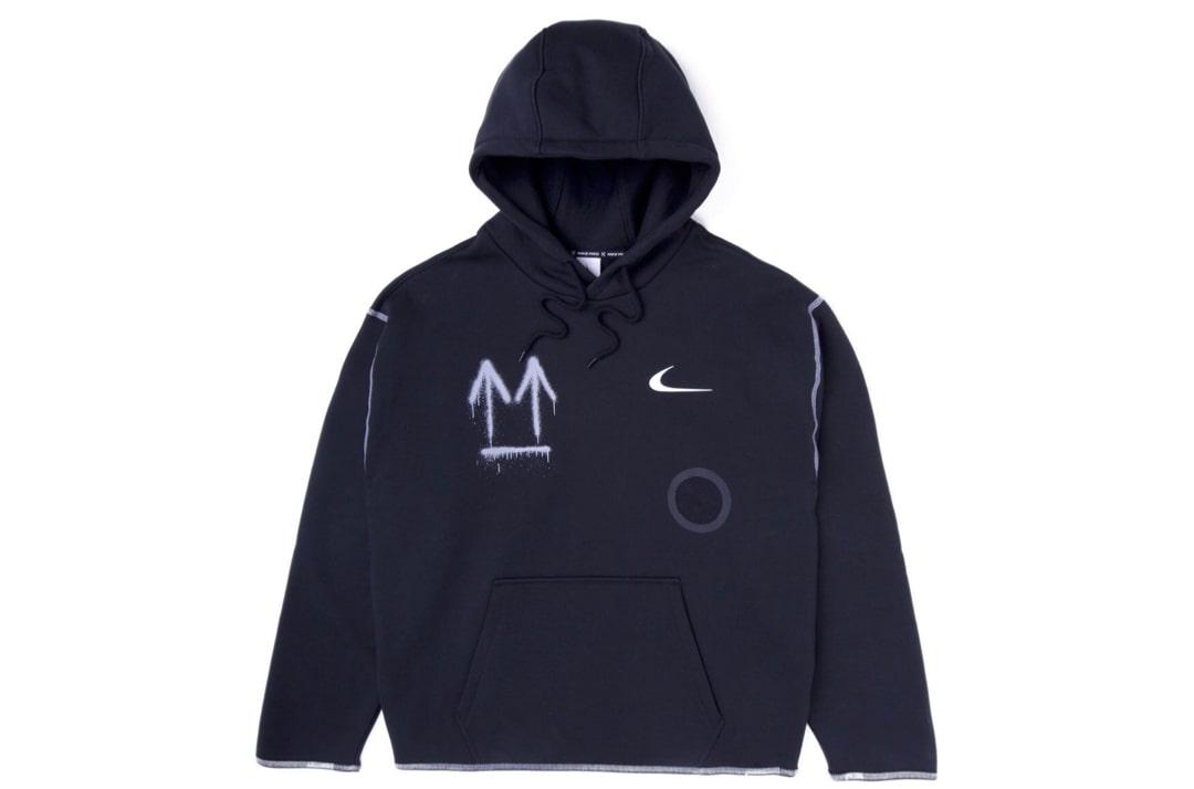 slide 2 - Nike X Off-White Black Hoodie