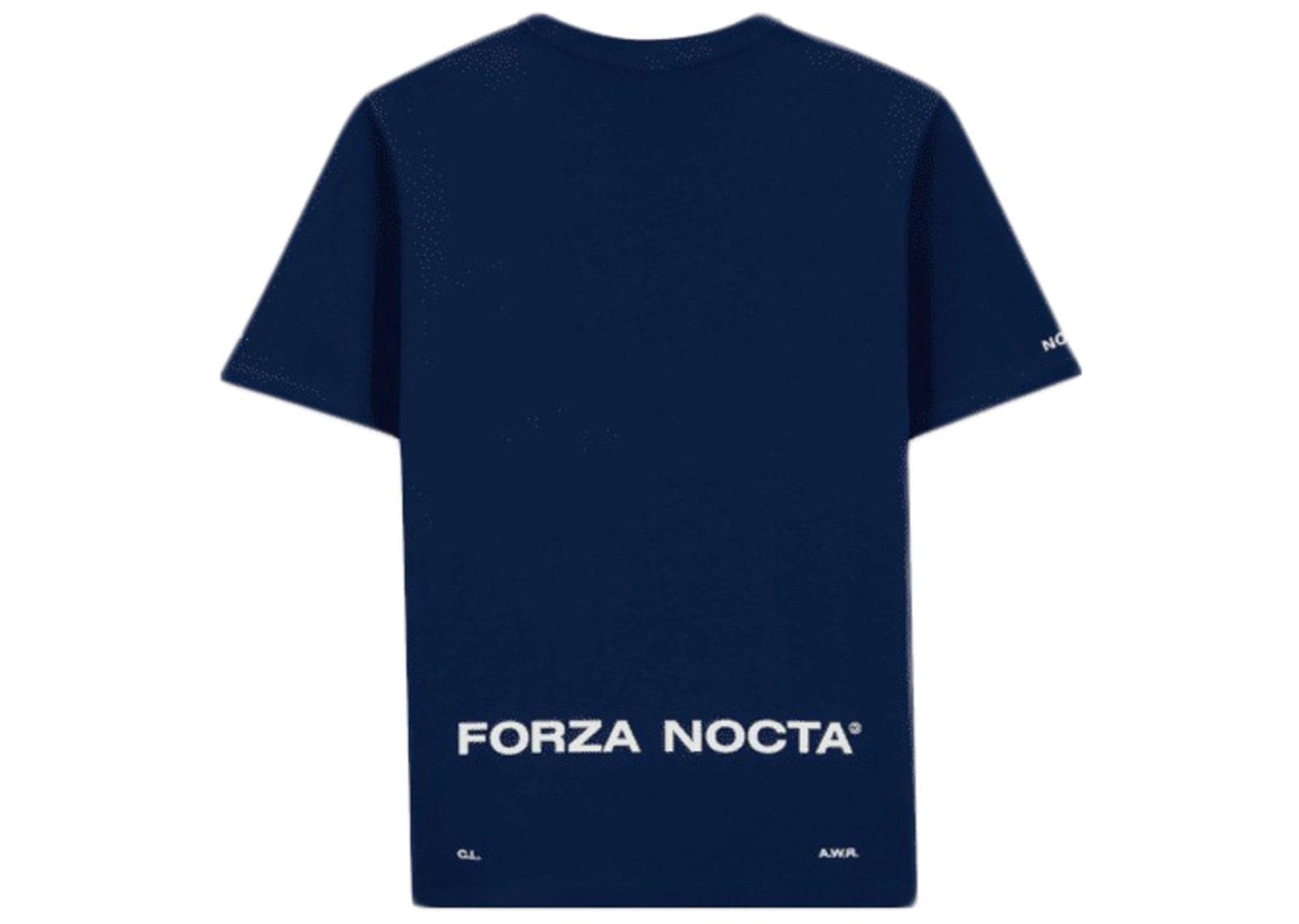 slide 1 - NOCTA Navy Cardinal Stock Tshirt
