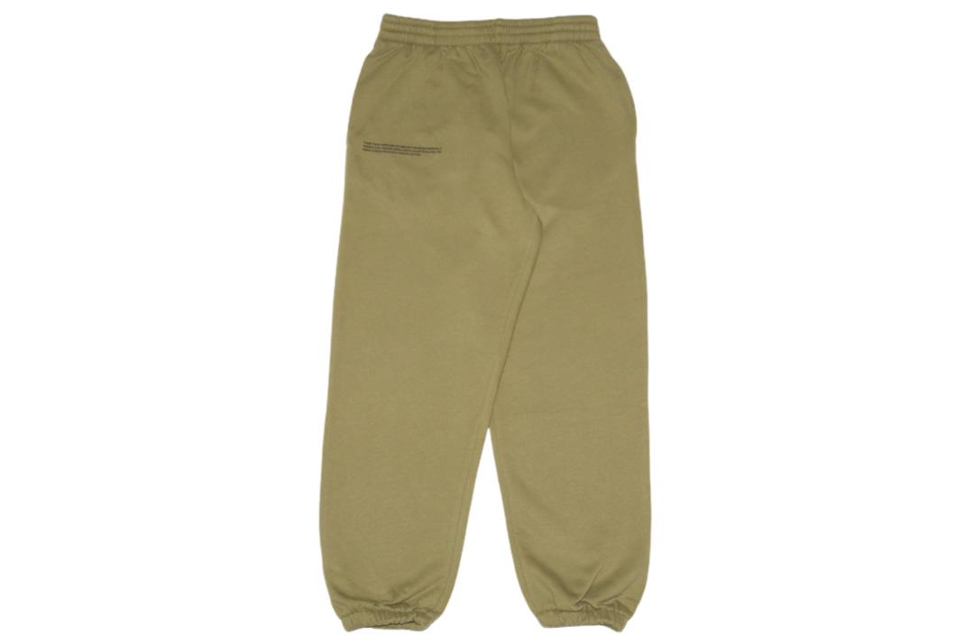 slide 1 - Olive Organic Cotton Track Pants